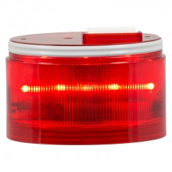 ELYPS LM allCOLOR valgusmoodul_ punane_ 12/24AC/DC_ 70x50mm_ põlev_ IP65