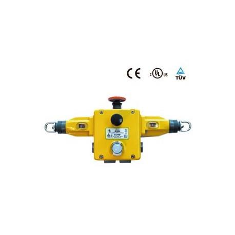 Turvalüliti GLHD M20 4NC 2NO LED 24V