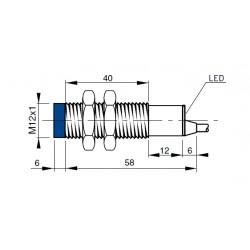 ISM02 inductive sensor
