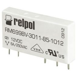 RM699BV-3011-85-1012 interface relay_ 12DC_ 1C/O_ 6A