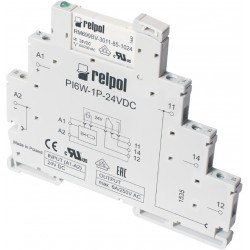 PI6W-1P-24VDC interface relay _ 1C/O_ 0,05A