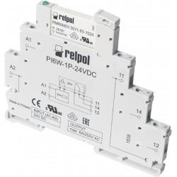 PI6W-1P-24VDC relee_ 1C/O_ 0,05A