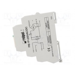 PI6-1P-230VAC interface relay _ 1C/O_ 6A