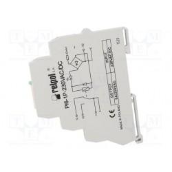 PI6-1P-230VAC/DC relee_ 1C/O_ 6A