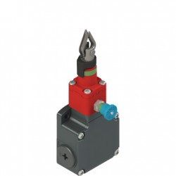 FL 1878 Rope safety switch _ 1NO+1NC_ slow action