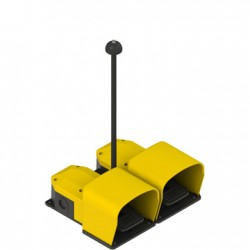 PC 2-1 foot switch