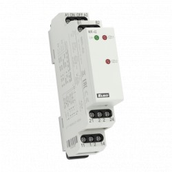 MR-42 Memory & latching relay , 12-240AC/DC, 2CO, 16A