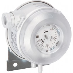 DS-106 differential pressure switch , 20-300Pa, NO/NC, IP54