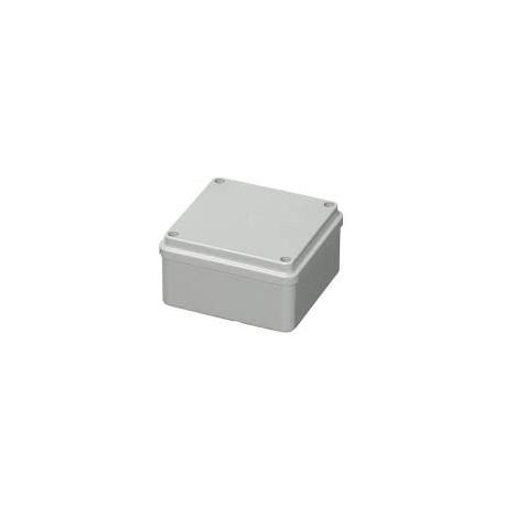 EC410C4 plastkarp, 100x100x50mm, hall, IP56
