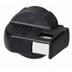 AK-PKZ0 käepide, lukustatav, must, PKZM0(4) jaoks