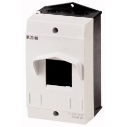 CI-K2-PKZ0 insulated enclosure , K*L*S 181*100*104mm, IP40,