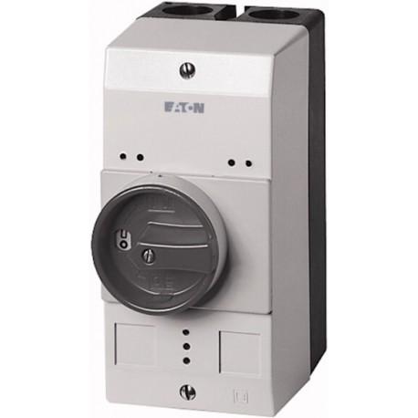 CI-PKZ0-GM insulated enclosure , K*L*S 158*80*125.5mm, IP55,