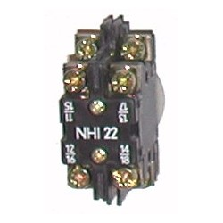NHI22-NZM4/6 abikontakt