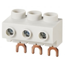 BK50/3-PKZ2 jätkuklemm, 3P, kaabel-kahvel, 50mm², PKZ2 jaoks