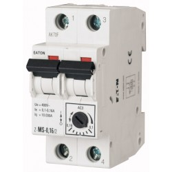 Z-MS-4,0/2 Motor-Protective Circuit-Breakers