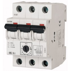 Z-MS-6,3/3 Motor-Protective Circuit-Breakers