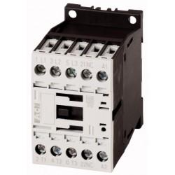 DILM7-01 (230VAC) kontaktor, 7A, 3kW, 1NC abikontakt