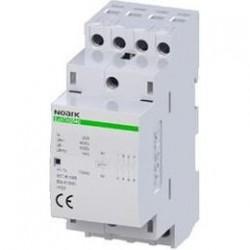 Ex9CH25 22 220/230V 50/60Hz moodulkontaktor, 2NO/2NC, 25A