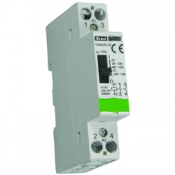 VSM220-20 230V AC releekontaktor
