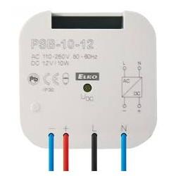 PSB-10-12 Control transformer 12DC, 0,84A, 10W