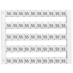 DY 5 (1-10) etikett