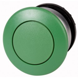 """M22-DP-G roheline surunupp, """"seen"""", tagastuv, hõbedase rõngaga"""