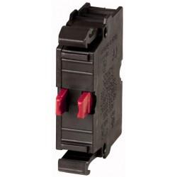 M22-CK01 kontakt, eestkinnitusega, 1NC, vedruklemmi ühendus