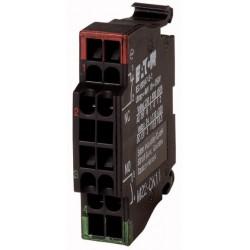 M22-CK11 kontakt, eestkinnitusega, 1NO+1NC, vedruklemmi ühendus