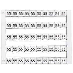 DY 5 (31-40) etikett