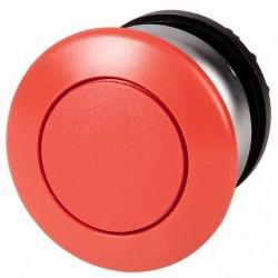 "M22-DP-R punane surunupp, ""seen"", tagastuv, hõbedase rõngaga"