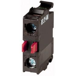 M22-KC01 kontakt, põhjakinnitusega, 1NC, kruviklemmi ühendus