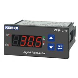ERM-3770 digitaalne tahhomeeter_ 230AC_ ON/OFF_ 1 x relee (5A)_ IP65/20
