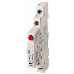 AGM2-10-PKZ0 rakendumise indikaator-lüliti, 1NO+1NO, 3.5A, kruviklemmid, PKZM jaoks küljelt