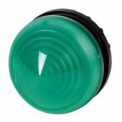 M22-LH-G roheline signaallamp, valgustuseta, koonuskattega