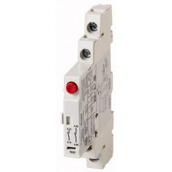 AGM2-01-PKZ0 rakendumise indikaator-lüliti, 1NC+1NC, 3,5A, kruviklemmid, PKZM jaoks küljelt