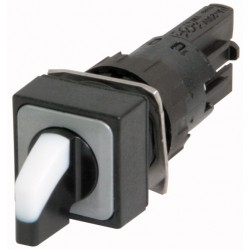 Q18WK1R Pöördlüliti 0-1 valge RMQ16 18mm x 18mm