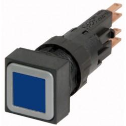 Q18LT-BL Illuminated pushbutton actuator, blue