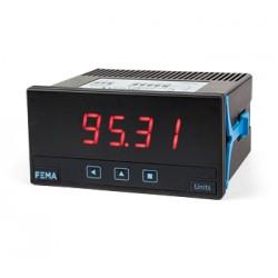 C40-D-U-65 Цифровой панельный счетчик мультисигнал