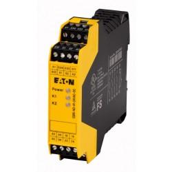 ESR5-NO-31-24VAC-DC Safety relay emergency stop/protective door, 24VDC/AC