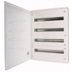 BF-O-3/72-C Complete surface-mounted flat distribution board 600*543*140mm, IP30
