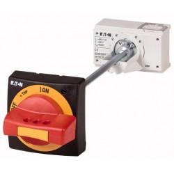 NZM2-XTVDVR Door coupling rotary handle, red-yellow