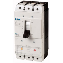 NZMN3-A400 Circuit-breaker, 3p, 400A