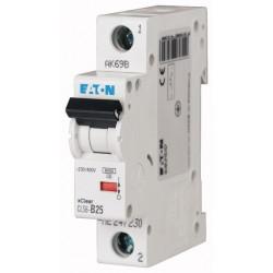 "CLS6-B25-DE liinikaitseautomaat, 1P, 230VAC@25A ""B"", 6kA"