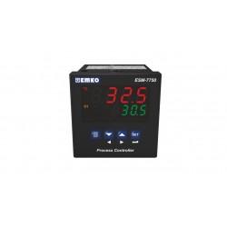 "ESM-7753 Smart IO Module"" Process Controller , 100-240AC, 3 x relay (5A), IP65/20"