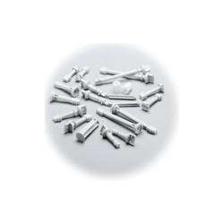 CS 10563 kaanekruvi, 80mm kaane jaoks, hall