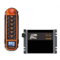 SYSTEM REMOTUS JUPITER komplekt: JT-RX 12BD/T-RX saatja + JT-RX 500 vastuvõtja