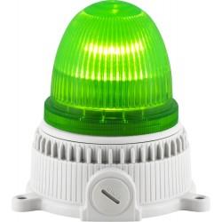 OVOLUX X M signaaltuli, roheline, 240AC, ksenoon, vilkuv, hall korpus, IP65