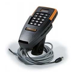 Cassette holder for SESAM 800 Large transmitter, 12-24DC external power input for vehicle installation