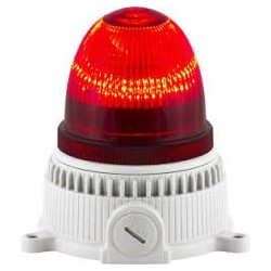 LD 125 OVO PG9 signaaltuli, punane, 24AC/DC, põlev, IP65