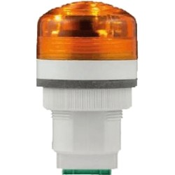 P40 A LED Пьезоэлектрический сирена со светодиодной подсветкой 48/240AC, 85dB,, IP65